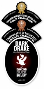 Dark Drake double award crown